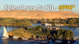 Voyager lors d'une formidable Croisière sur le Nil en Egypte