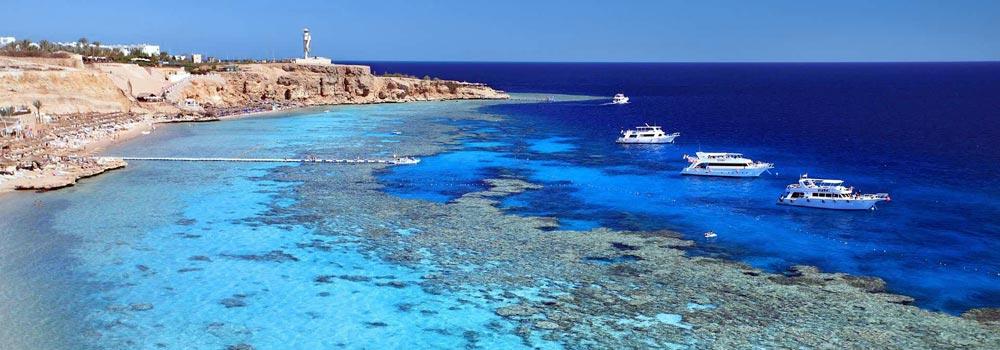 Séjour en Mer Rouge, voyage en Egypte pas cher