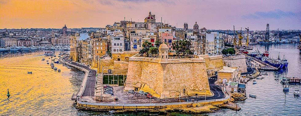Voyage Malte sejour hotel pas cher