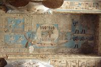 Voyage egypte temple de Denderah