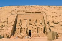 Voyage Egypte, croisière sur le Nil, le Temple d'Abou Simbel