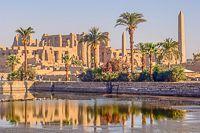Voyage Egypte, Croisière sur le Nil, Temple de Louxor