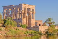 Voyage Egypte, Croisière sur le Nil, le Temple de Philae