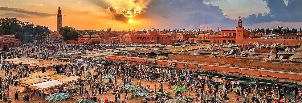 voyage marrakech pas cher